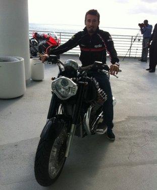 Moto Guzzi California 1400 presentata a Miami - Foto 4 di 9