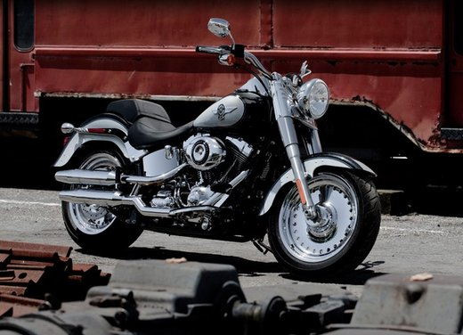 Harley Davidson Legend on Tour 2012 - Foto 10 di 14