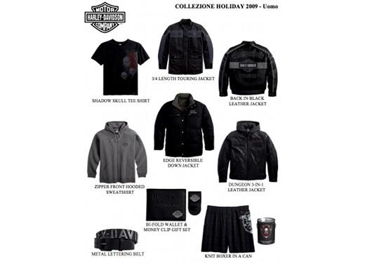 Harley-Davidson MotorClothes Holiday 2009 - Foto 4 di 13