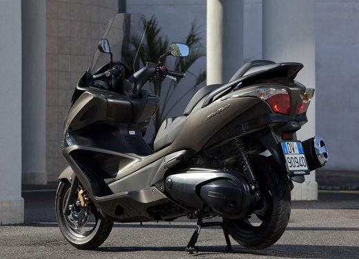 Honda SW-T600 – Test Ride - Foto 4 di 18