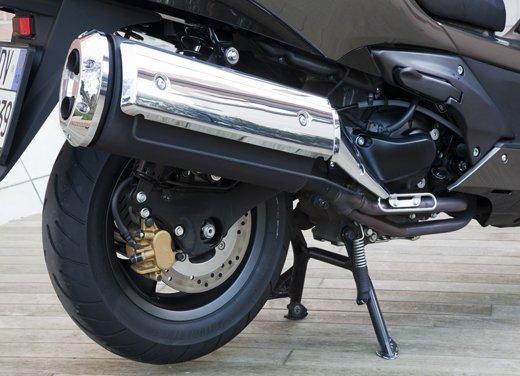 Honda SW-T600 – Test Ride - Foto 5 di 18