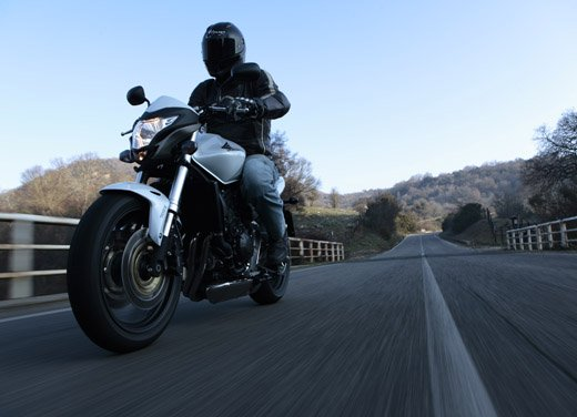 Honda CB600F Hornet – Test Ride