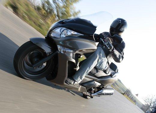 Honda SW-T600 – Test Ride