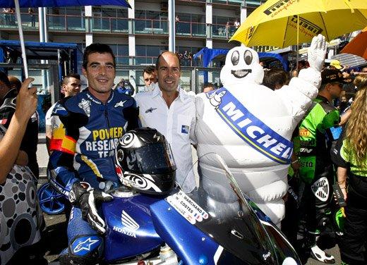 Michelin al Bol d'Or - Foto 1 di 8