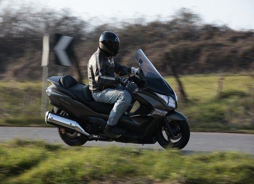 Honda SW-T600 – Test Ride - Foto 12 di 18