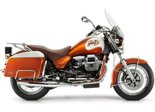 Moto Guzzi California 90° Anniversario: prezzo di 16.780 Euro - Foto 7 di 15