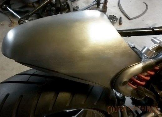 Harley Davidson XL883 Gun Baby by Cooper Smithing Company - Foto 17 di 17
