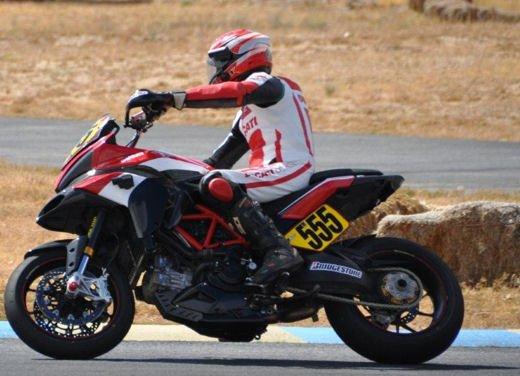Ducati Multistrada 1200 si prepara alla Pikes Peak International Hill Climb 2011 - Foto 18 di 23