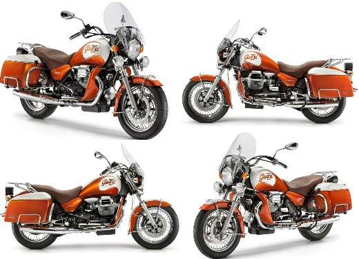 Moto Guzzi California 90° Anniversario: prezzo di 16.780 Euro - Foto 2 di 15