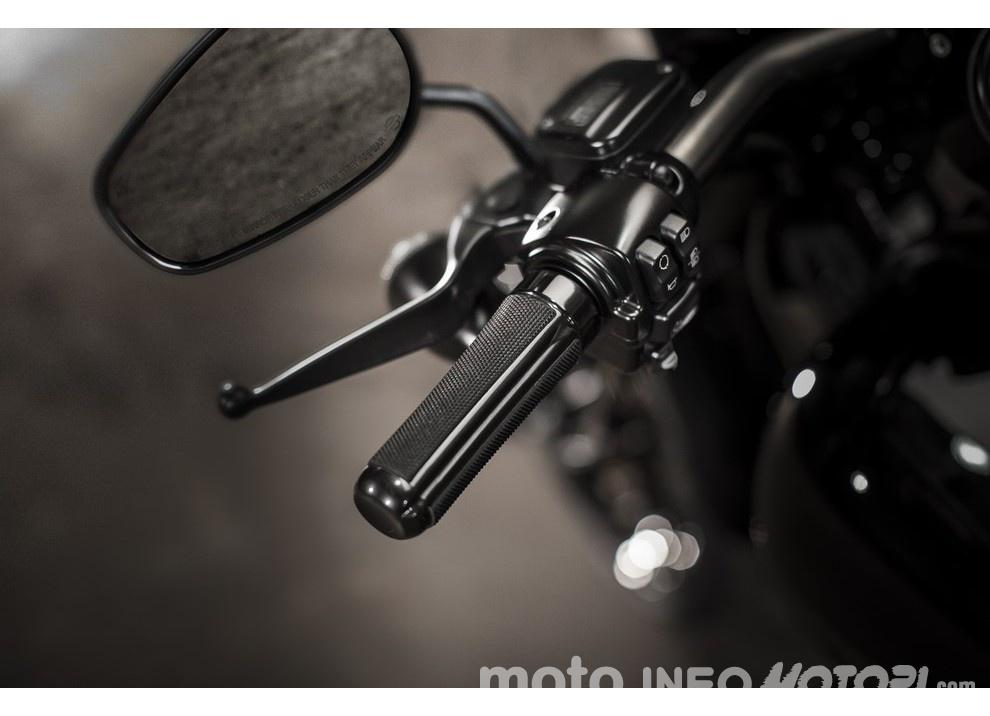 Harley Davidson CVO Pro Street Breakout 2016: stile americano al 100% - Foto 13 di 15