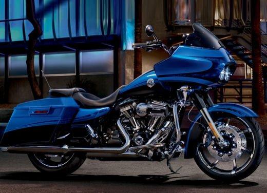 Harley-Davidson presenta le novità della gamma 2012 - Foto 34 di 35