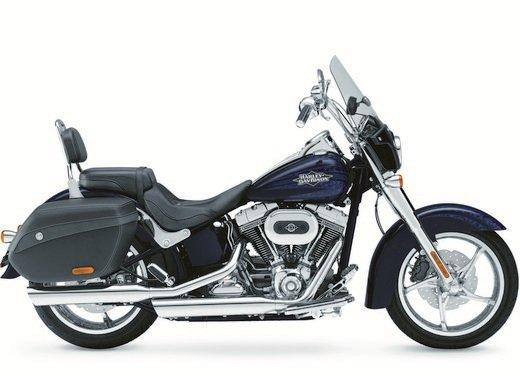Harley-Davidson presenta le novità della gamma 2012 - Foto 2 di 35