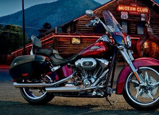 Harley-Davidson presenta le novità della gamma 2012 - Foto 1 di 35