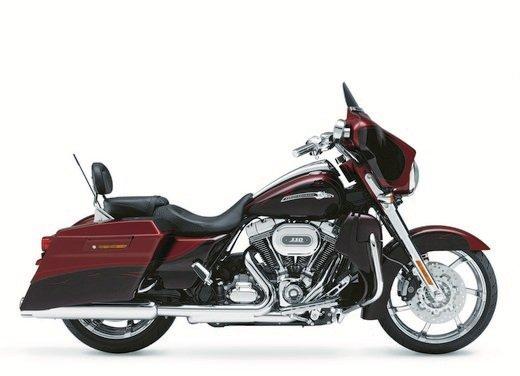 Harley-Davidson presenta le novità della gamma 2012 - Foto 7 di 35
