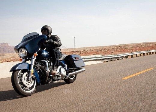 Harley-Davidson presenta le novità della gamma 2012 - Foto 5 di 35