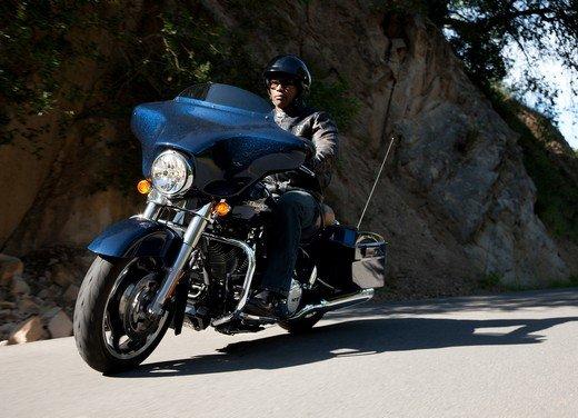 Harley-Davidson presenta le novità della gamma 2012 - Foto 8 di 35