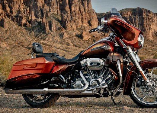 Harley-Davidson presenta le novità della gamma 2012 - Foto 3 di 35