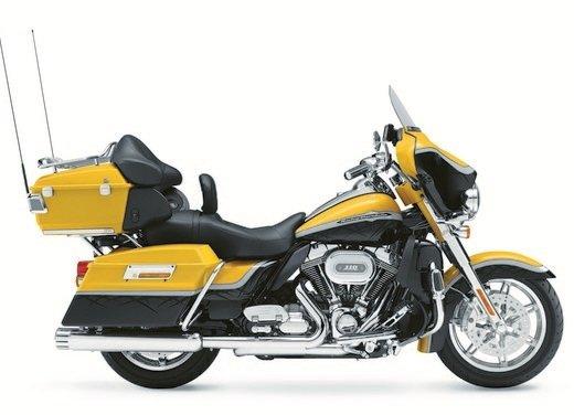 Harley-Davidson presenta le novità della gamma 2012 - Foto 6 di 35