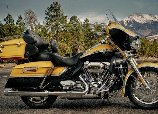 Harley-Davidson presenta le novità della gamma 2012 - Foto 9 di 35