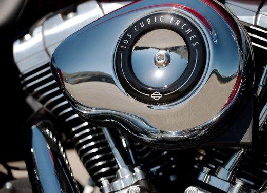 Harley-Davidson presenta le novità della gamma 2012 - Foto 19 di 35