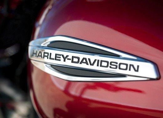 Harley-Davidson presenta le novità della gamma 2012 - Foto 20 di 35