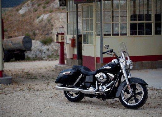 Harley-Davidson presenta le novità della gamma 2012 - Foto 10 di 35