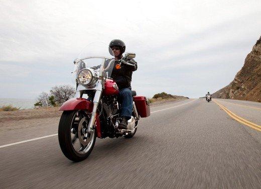 Harley-Davidson presenta le novità della gamma 2012 - Foto 11 di 35