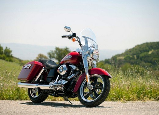 Harley Davidson Dyna Switchback - Foto 9 di 12