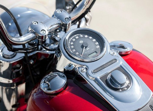 Harley-Davidson presenta le novità della gamma 2012 - Foto 14 di 35
