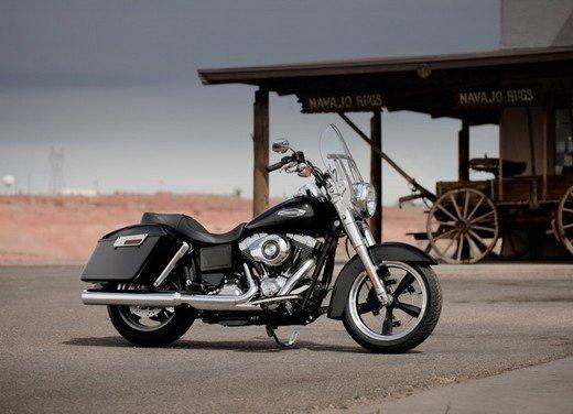 Harley-Davidson presenta le novità della gamma 2012 - Foto 15 di 35