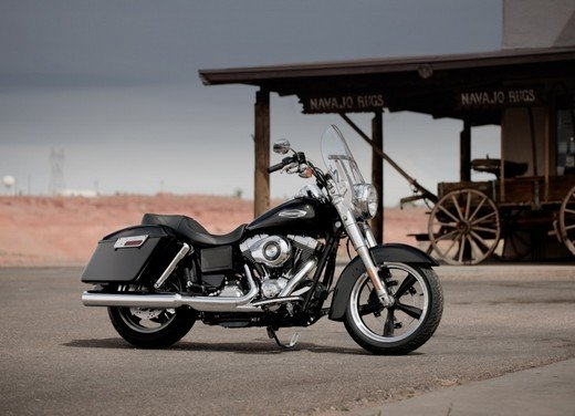 Harley Davidson Dyna Switchback - Foto 1 di 12