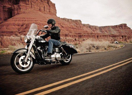 Harley Davidson Dyna Switchback - Foto 2 di 12