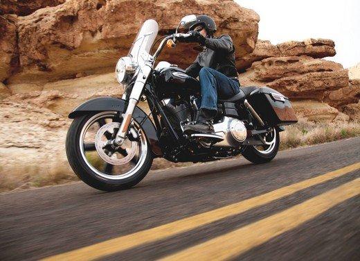 Harley-Davidson presenta le novità della gamma 2012 - Foto 17 di 35
