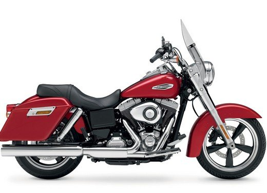 Harley Davidson Dyna Switchback - Foto 4 di 12