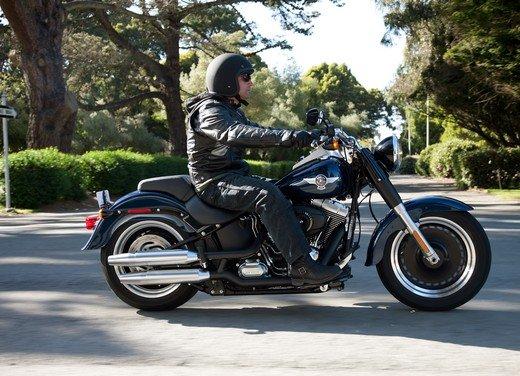 Harley-Davidson presenta le novità della gamma 2012 - Foto 22 di 35
