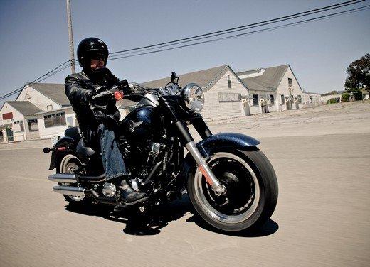 Harley-Davidson presenta le novità della gamma 2012 - Foto 23 di 35
