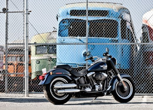 Harley-Davidson presenta le novità della gamma 2012 - Foto 21 di 35