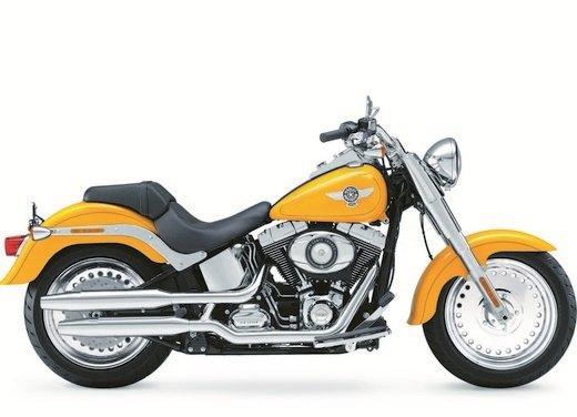 Harley-Davidson presenta le novità della gamma 2012 - Foto 26 di 35