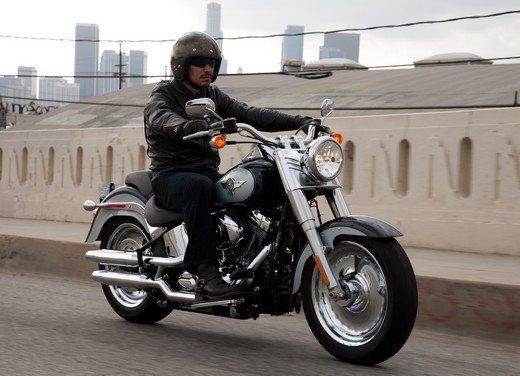 Harley-Davidson presenta le novità della gamma 2012 - Foto 27 di 35