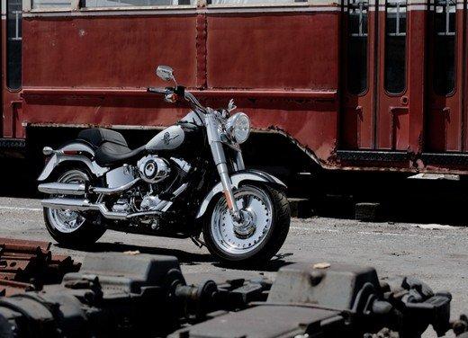 Harley-Davidson presenta le novità della gamma 2012 - Foto 25 di 35