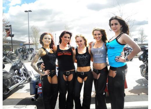 Harley Davidson High Desert Girls - Foto 4 di 15