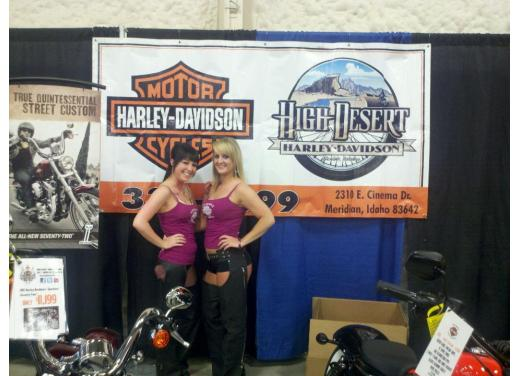 Harley Davidson High Desert Girls - Foto 8 di 15