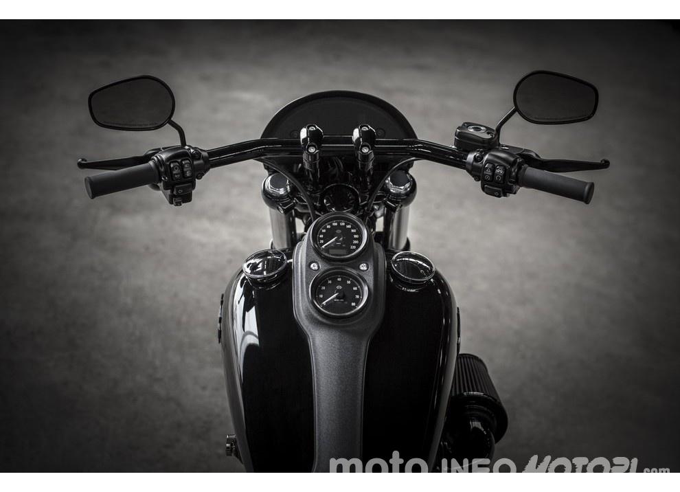 Harley Davidson Low Rider S: una cruiser con prestazioni al limite - Foto 2 di 16