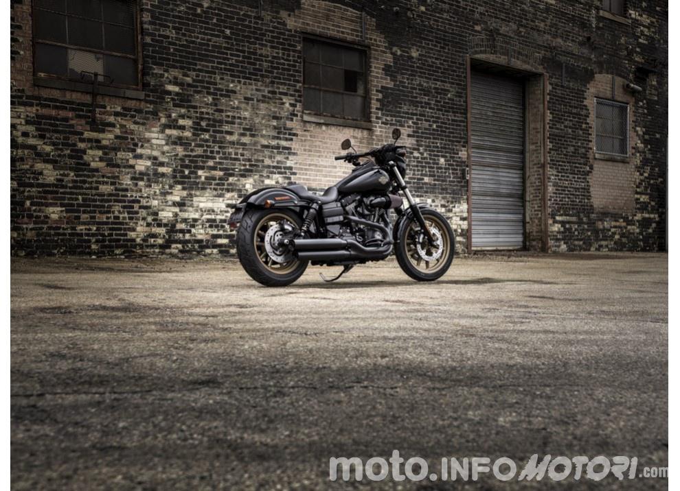 Harley Davidson Low Rider S: una cruiser con prestazioni al limite - Foto 3 di 16