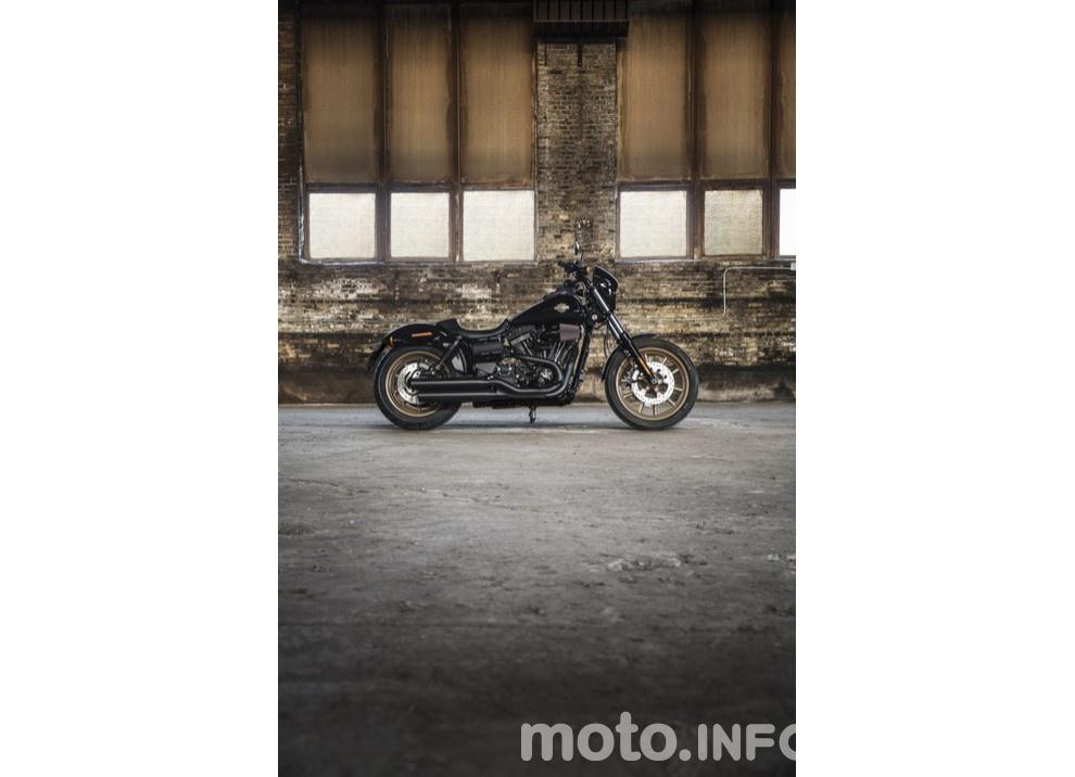 Harley Davidson Low Rider S: una cruiser con prestazioni al limite - Foto 6 di 16
