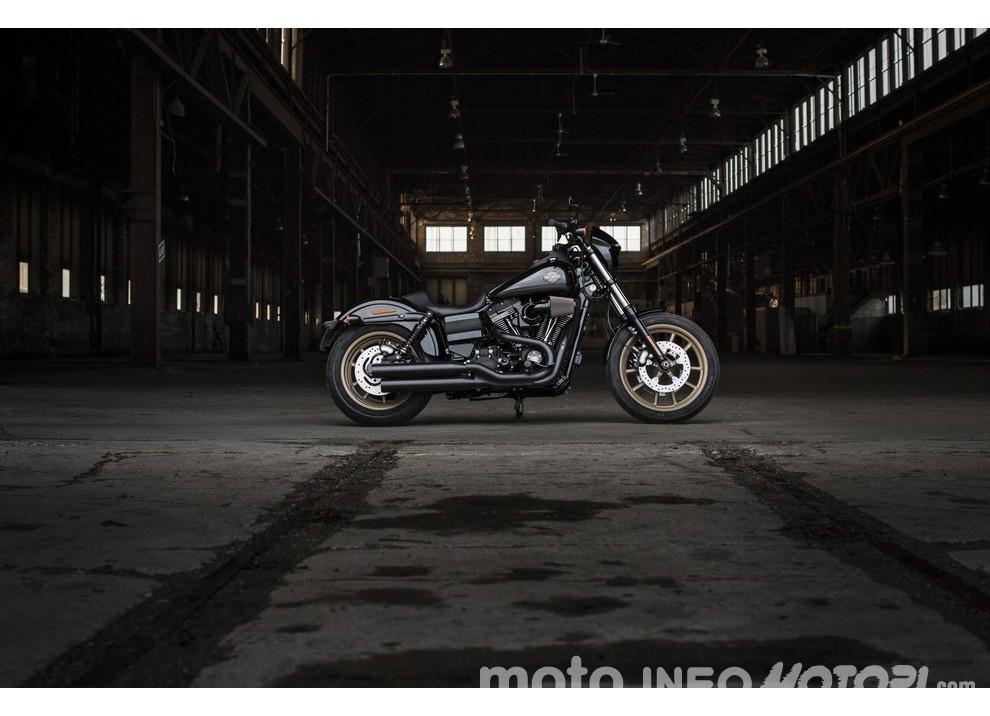 Harley Davidson Low Rider S: una cruiser con prestazioni al limite - Foto 8 di 16