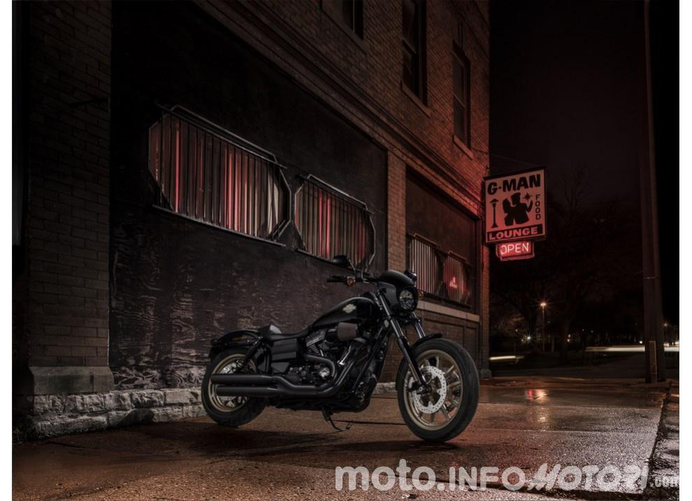 Harley Davidson Low Rider S: una cruiser con prestazioni al limite - Foto 10 di 16