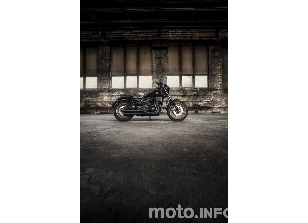 Harley Davidson Low Rider S: una cruiser con prestazioni al limite - Foto 11 di 16