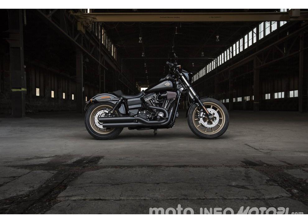 Harley Davidson Low Rider S: una cruiser con prestazioni al limite - Foto 13 di 16