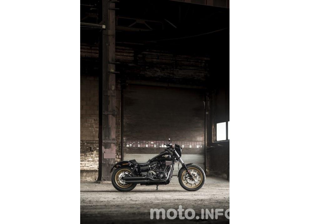 Harley Davidson Low Rider S: una cruiser con prestazioni al limite - Foto 14 di 16